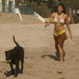 Michelle Rodriguez in Malibu [19.08.2007] Foto 257 (Мишель Родригес в Малибу [19.08.2007] Фото 257)