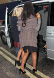 Сетедейс, фото 477. The Saturdays Arriving to a music studio in London - 14.11.2011, foto 477