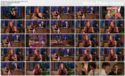 Lindsay Lohan @ The Tonight Show w/Jay Leno 2012-11-20