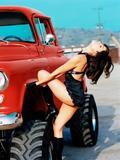 Rosario Dawson Naked on cover of magazine Foto 269 (Розарио Доусон Обнаженная на обложке журнала Фото 269)