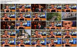 Keira Knightley @ The Jonathan Ross Show 2012-02-11