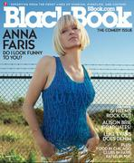 Anna Faris BlackBook April May 2012