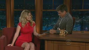 Alice Eve - The Late Late Show with Craig Ferguson (2010), 720p