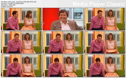 Alex Jones  (upskirt) - One Show 22nd May 2012 HD