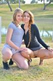 FTVGirls.com 2017 03 27 Kimmie And Mackenzie Affectionate Display