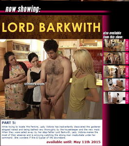cfnmtv: Lord Barkwith (Part 1-5)