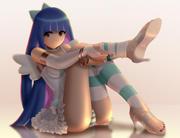 Panty & Stocking Galeria Hentai!!! [Pack de Imagenes]