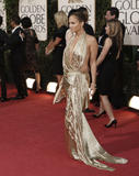 Jennifer Lopez Golden Globes 2009