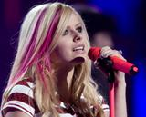 Avril Lavigne - Canadian Idol - 11.09.2007 (x2)
