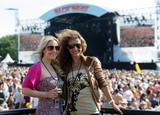 Sugarbabes at Isle of Wight Festival